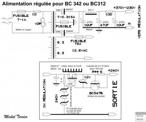 Alim bc312 bc342 print