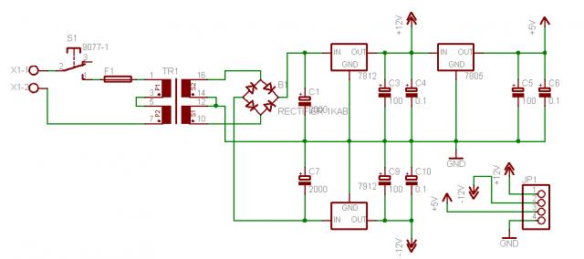 Avr dds 2 0 power supply 12 5v