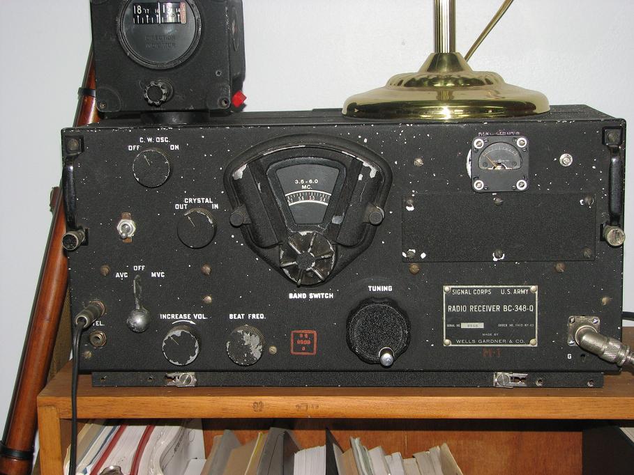 Bc348 vumetre