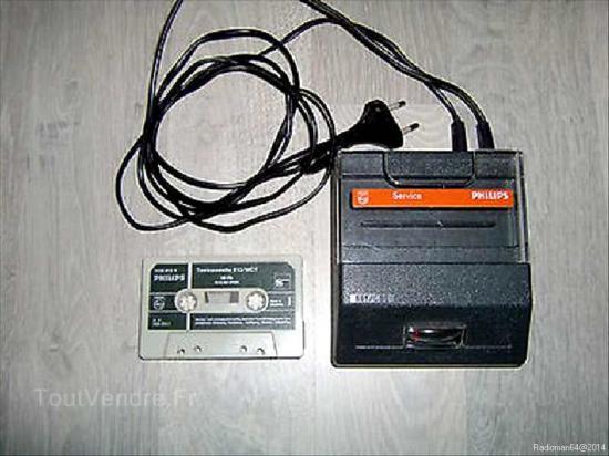 Cassette daligement tete de lecture platine k7 avec son tes 20140513103211
