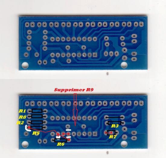Circuit cote cuivre 2