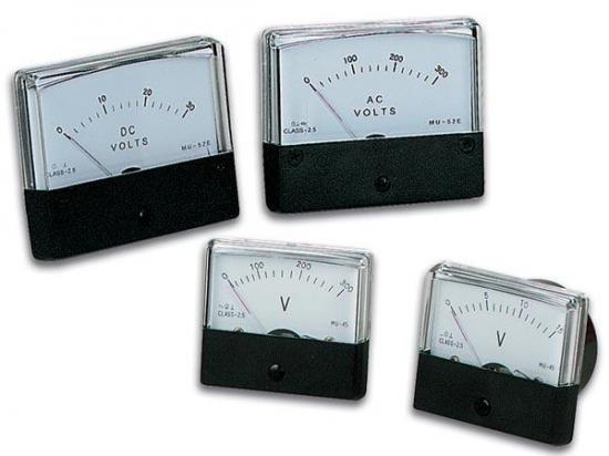 Galva30a ac voltmetre 300v 0591c