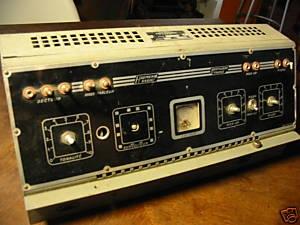 Harmonic radio