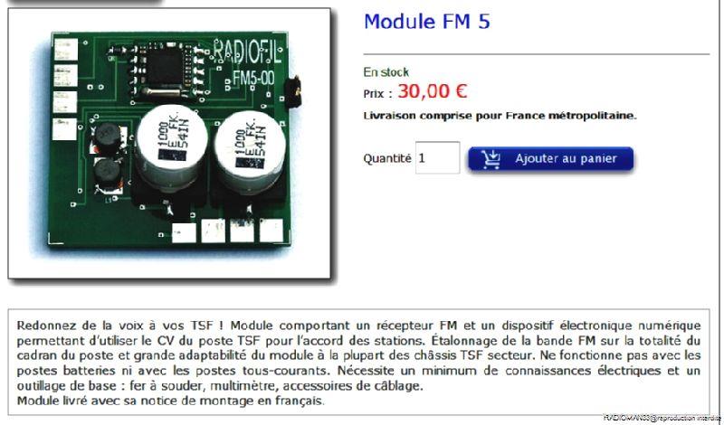 Module fm5