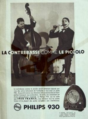 Philips 930 1933