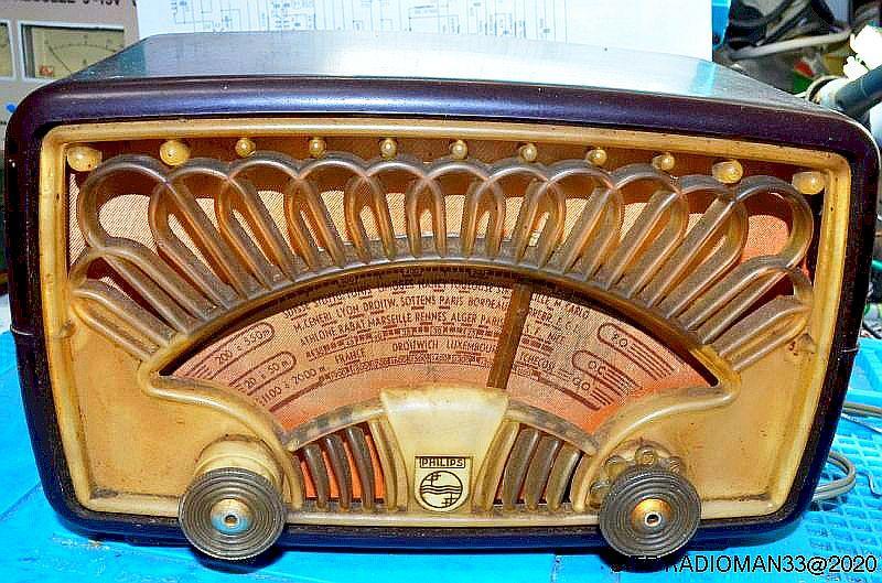 Philips bf111 4