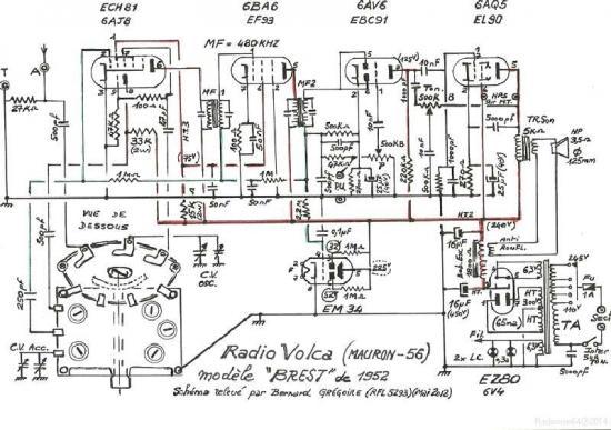 Radio volca brest 52