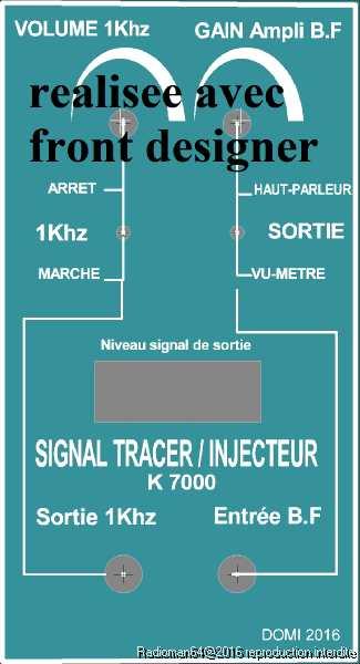 Signal tracer v2 tag