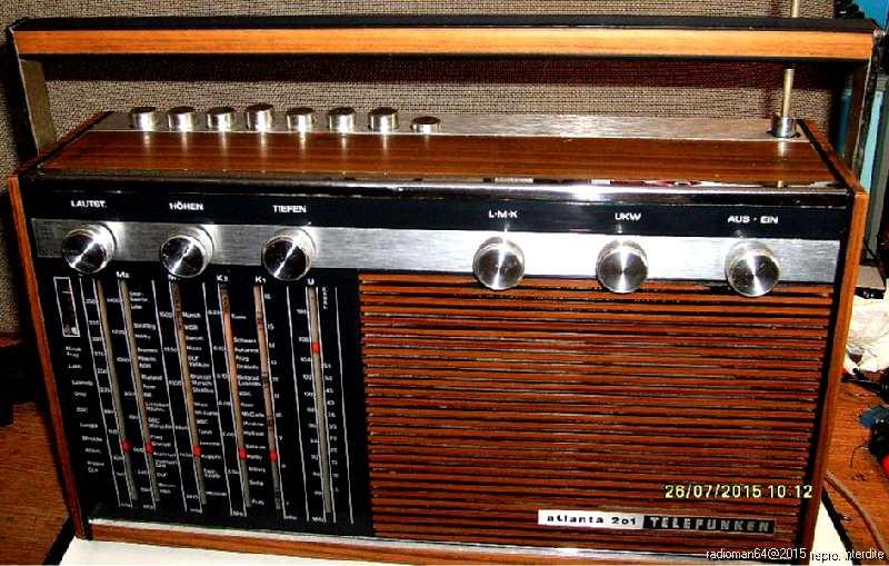Telefunken atlanta 202